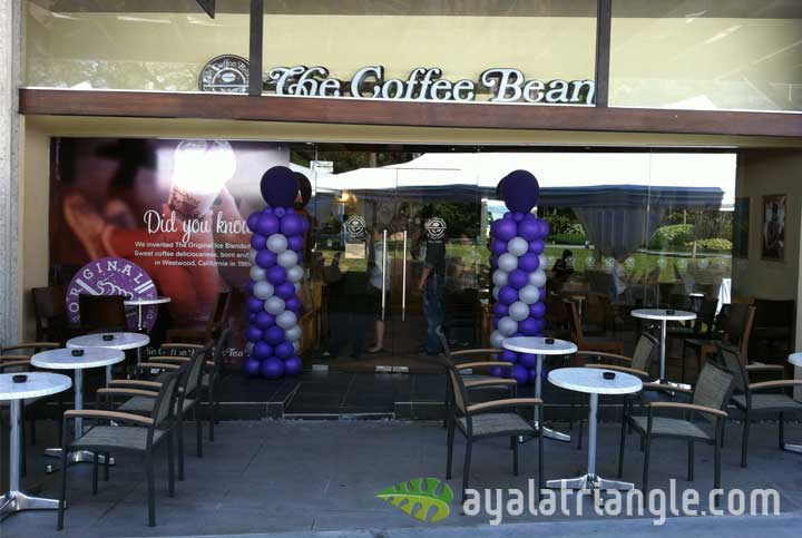 The Coffee Bean & Tea Leaf - Ayala Triangle Gardens
