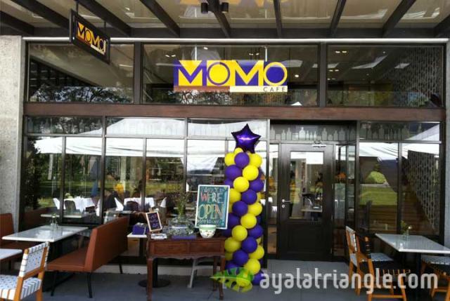MoMo Cafe - Ayala Triangle Gardens
