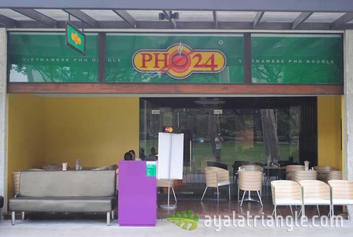Pho 24 - Ayala Triangle Gardens