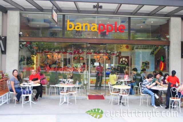 Banapple - Ayala Triangle Gardens