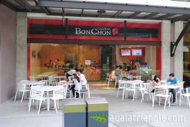 Bon Chon Chicken - Ayala Triangle Gardens